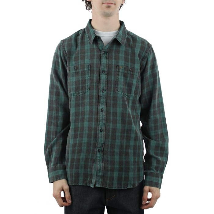 Obey Clothing - Growler Button Down Shirt