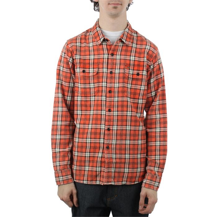 Obey Clothing - Clive Button Down Shirt