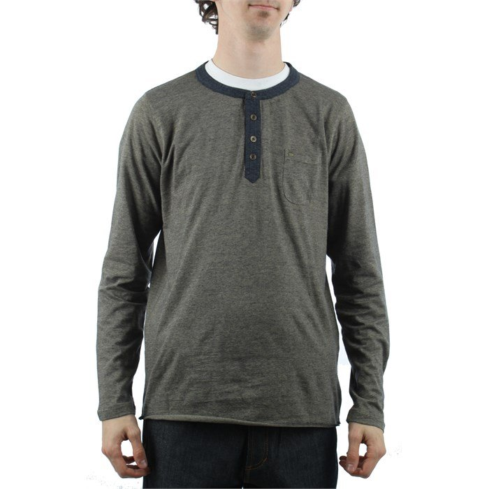 Obey Clothing - Backyard Henley Shirt