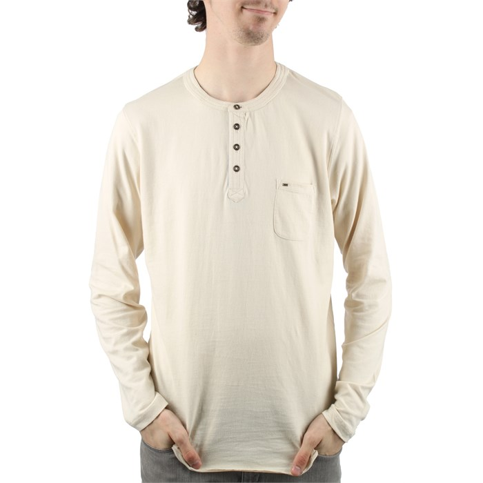 Obey Clothing - Drifter Henley Shirt