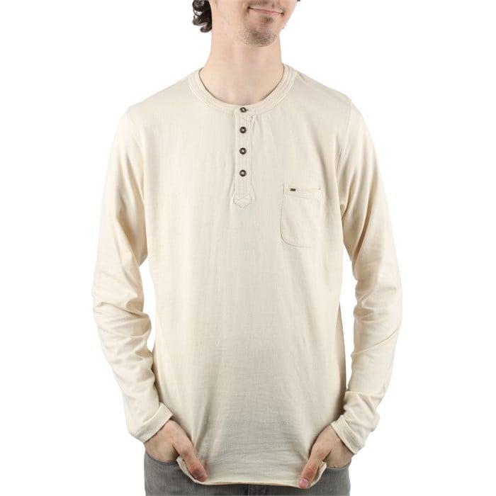 Obey Clothing - Drifter Henley Shirt