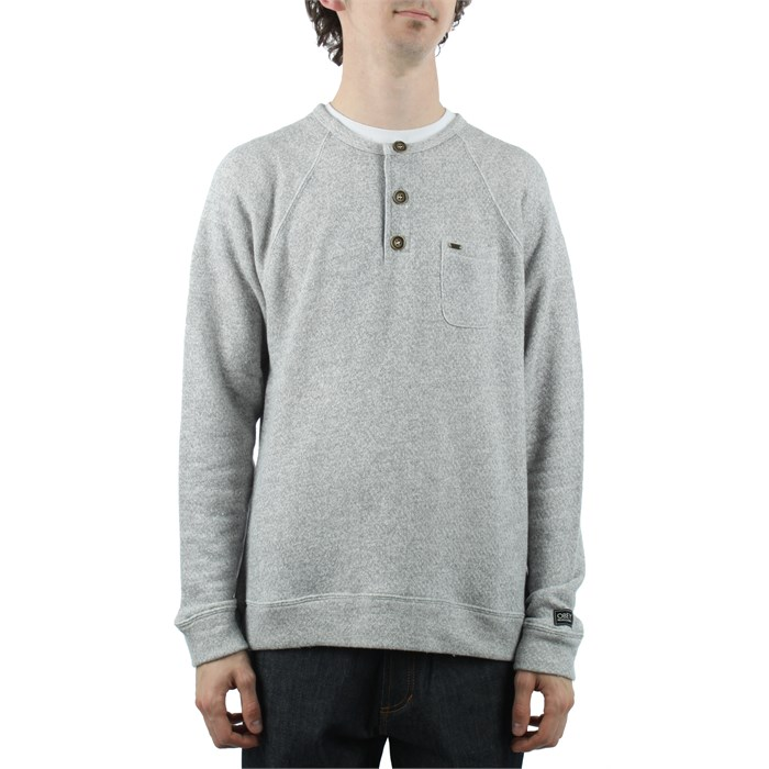 Obey Clothing - Bowen Henley Shirt