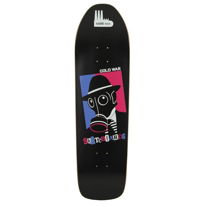 Cold War - Park Bomb Skateboard Deck