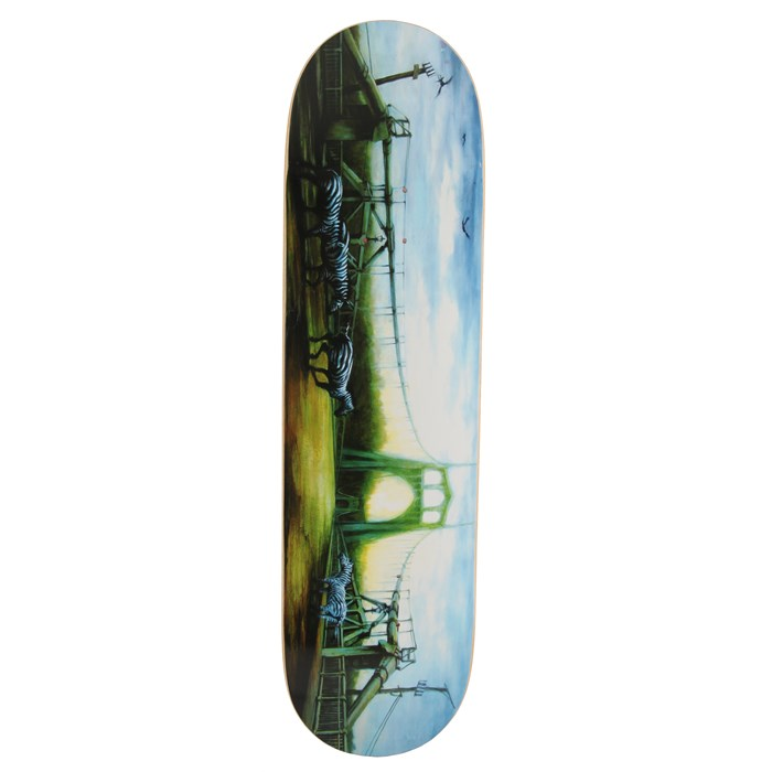 Merde - St. Johns Skateboard Deck