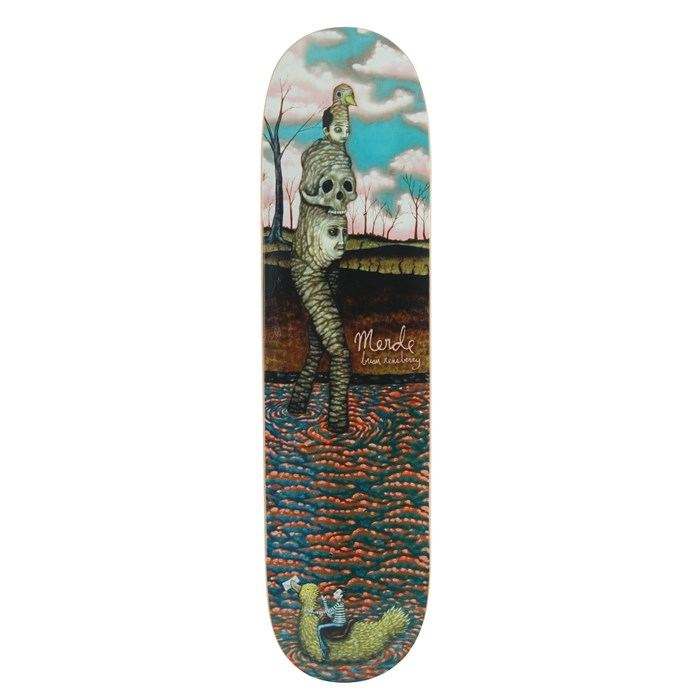 Merde - Rens 2 Skateboard Deck