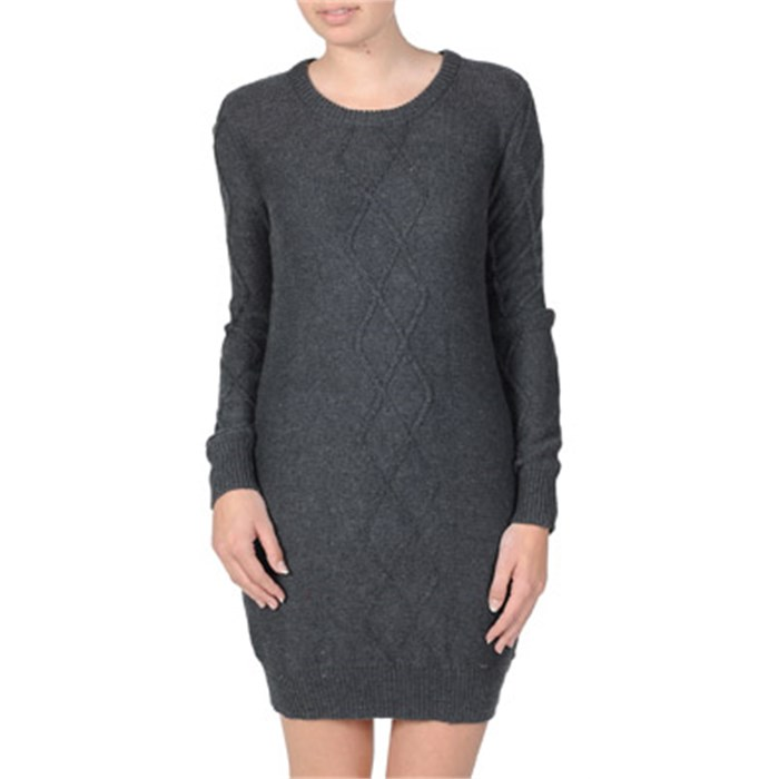 Volcom - Twisted Sista Sweater Dress - Women's