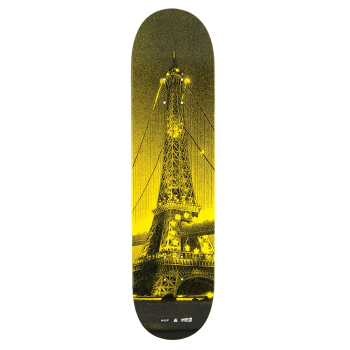 Speed Demons - Huf X Cliché 7.75 Skateboard Deck