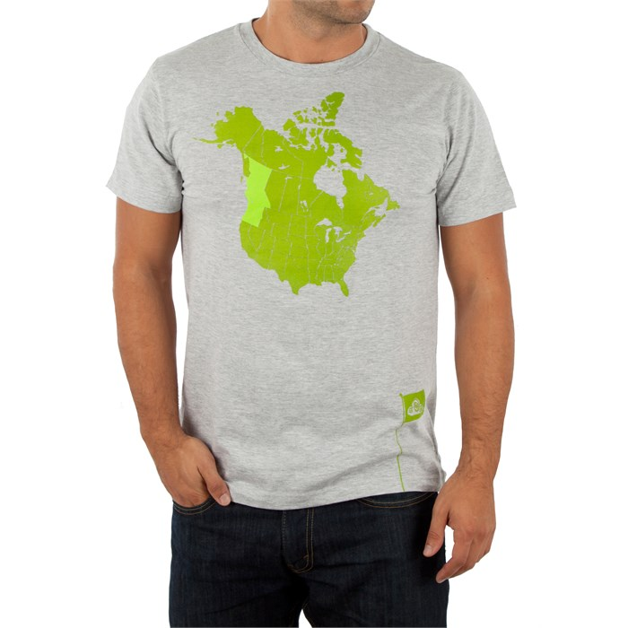 Nimbus Independent - Cascadia T Shirt