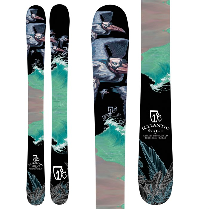 Icelantic - Scout SFT Skis - Youth 2012