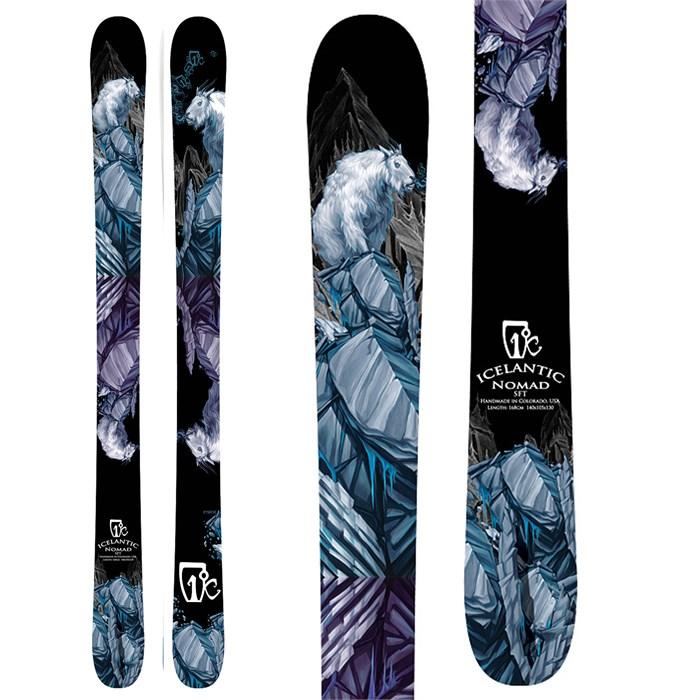 Icelantic - Nomad SFT Skis 2012