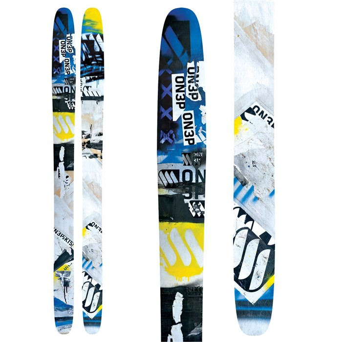 ON3P - Billy Goat Skis 2012