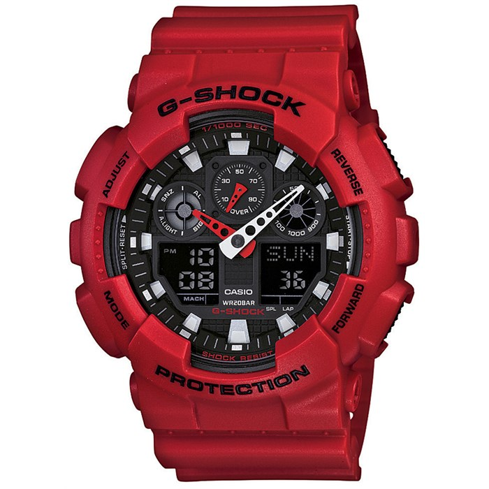 G-Shock - GA100 Watch