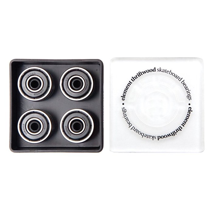 Element - Thriftwood Black Skateboard Bearings