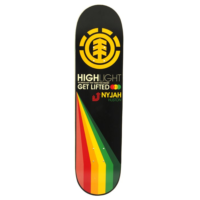 Element - Radial Nyjah Skateboard Deck
