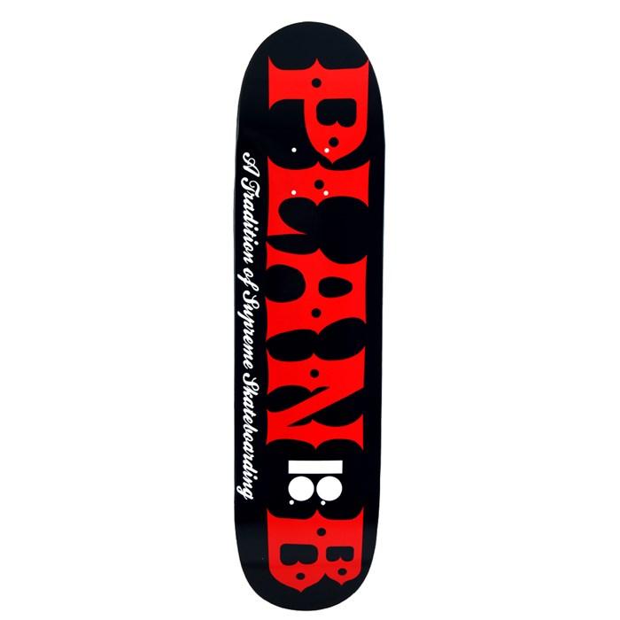 Plan B Hardcore Team Skateboard Deck | evo