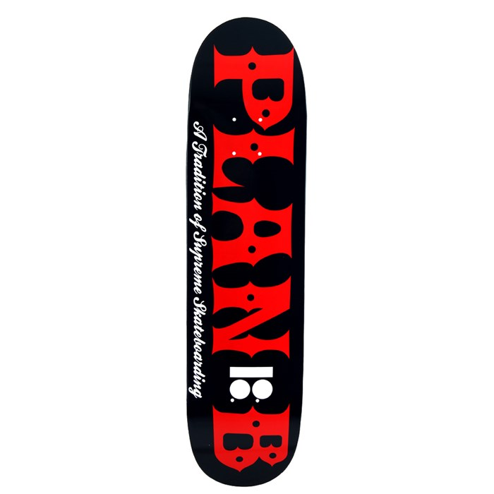 Plan B - Hardcore Team Skateboard Deck