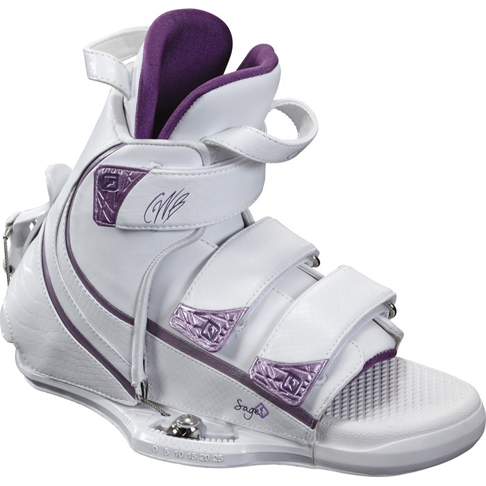 CWB - Sage Wakeboard Bindings - Women's 2012