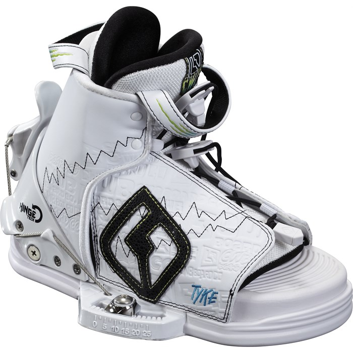 CWB - Tyke Wakeboard Bindings - Youth - Boy's 2012