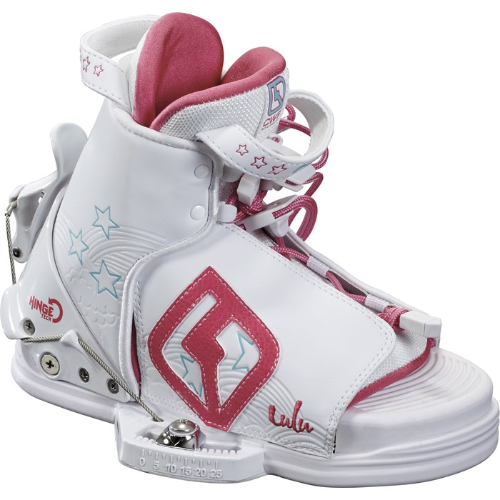 CWB - Lulu Wakeboard Bindings - Youth - Girl's 2012