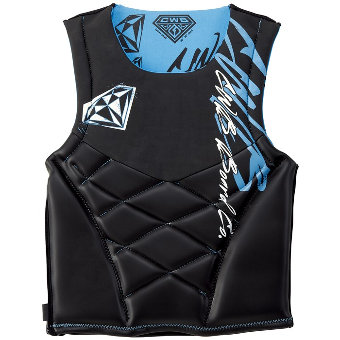CWB - Diamond Pullover Wakeboard Vest - Women's 2012