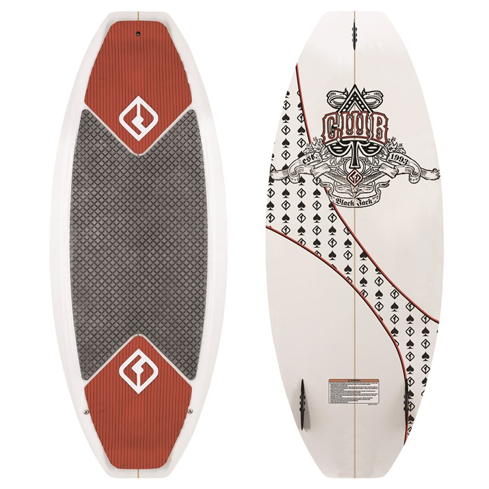 CWB - Blackjack Wakesurfer Board 2012
