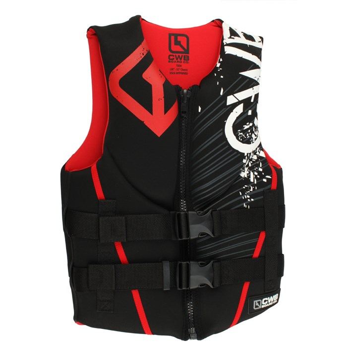 CWB - Teen Hinge CGA Wakeboard Vest - Youth 2012