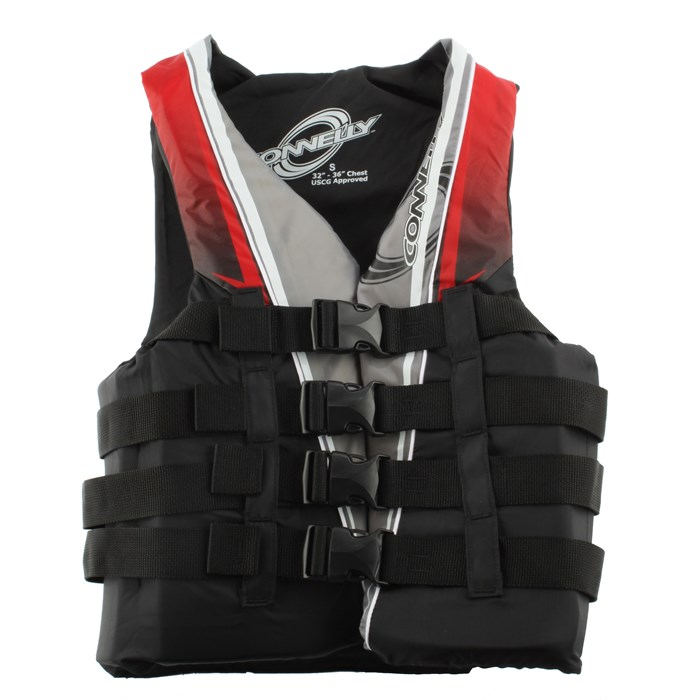 Connelly - 4-Buckle Wakeboard Vest 2012