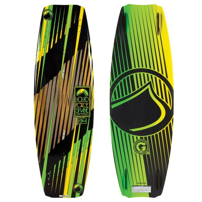 Liquid Force - Shane Hybrid Wakeboard 2012