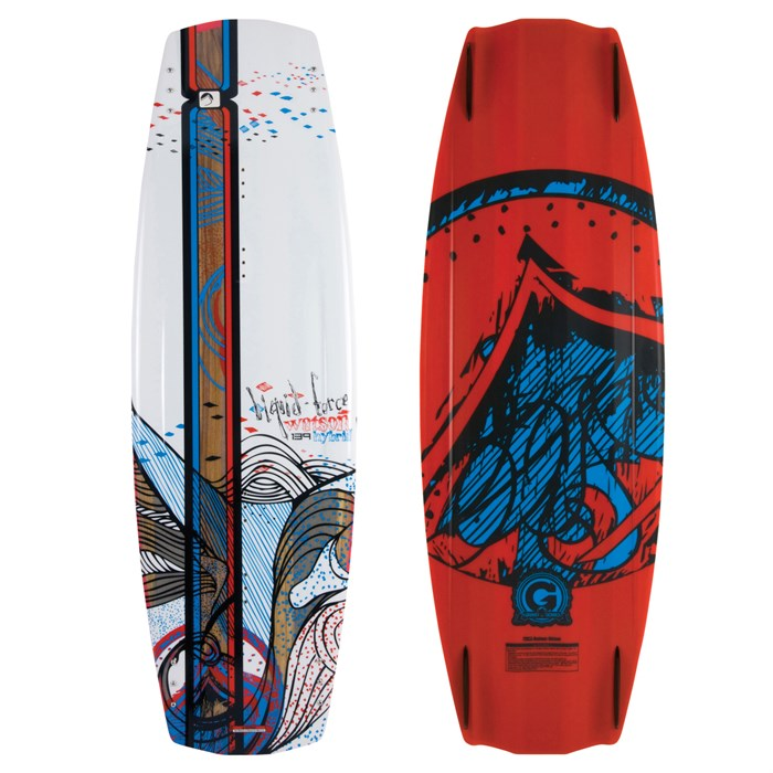 Liquid Force - Watson Hybrid Wakeboard 2012