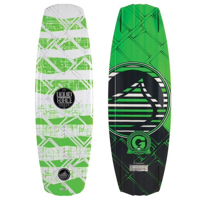 Liquid Force - Harley Grind Wakeboard 2012