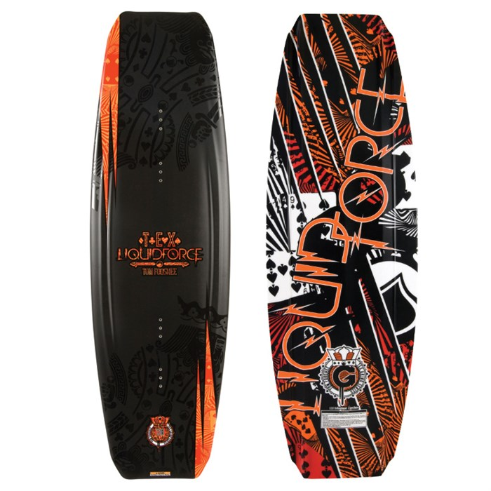 Liquid Force - Tex Wakeboard 2012
