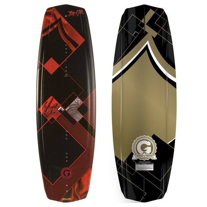 Liquid Force - Jett Grind Wakeboard - Women's 2012