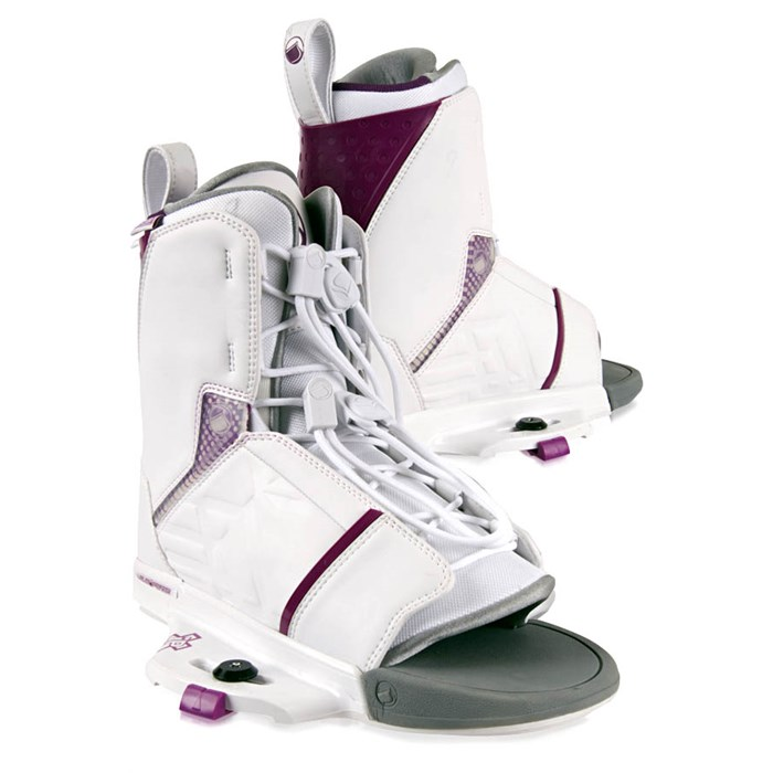 Liquid Force - Transit Wakeboard Bindings - Women's 2012