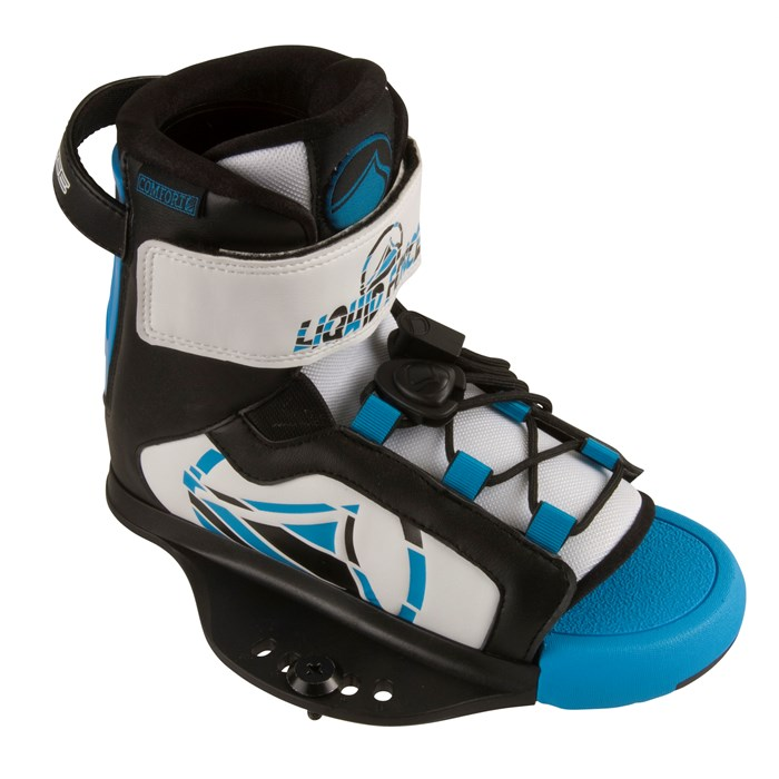 Liquid Force - Nemesis Wakeboard Bindings - Youth - Boy's 2012
