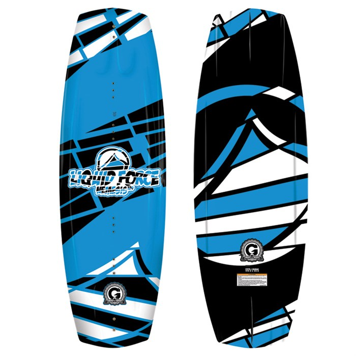 Liquid Force - Nemesis Grind Wakeboard - Youth - Boy's 2012