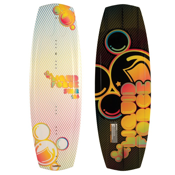 Liquid Force - Star Wakeboard - Youth - Girl's 2012
