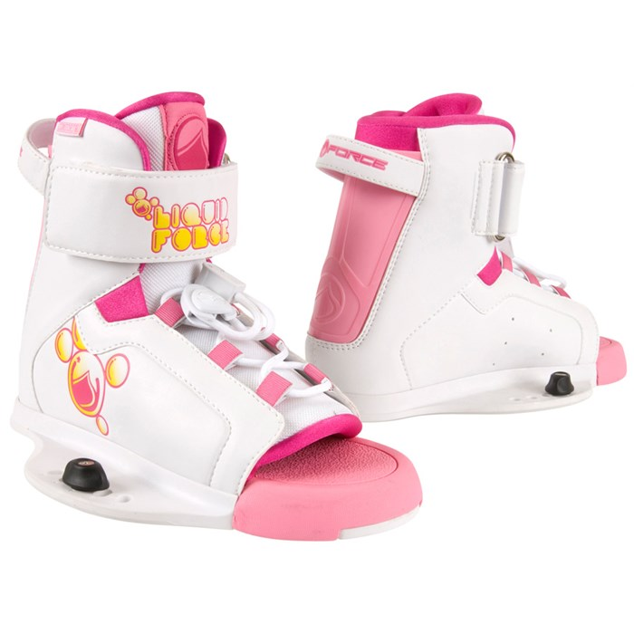 Liquid Force - Star Wakeboard Bindings - Youth - Girl's 2012