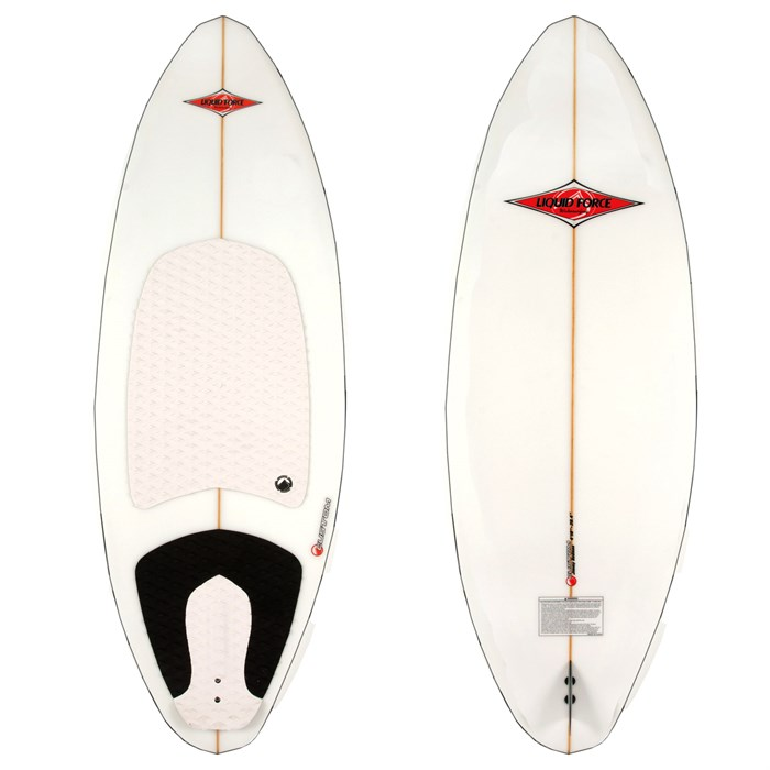Liquid Force - Custom Wakesurf Board 2012