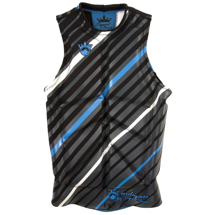 Liquid Force - Cardigan Comp Wakeboard Vest 2012