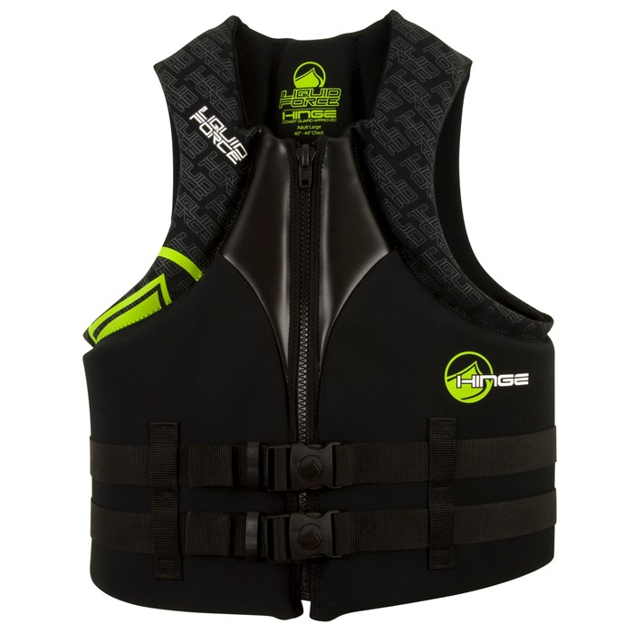 Liquid Force - Hinge CGA Wakeboard Vest 2012