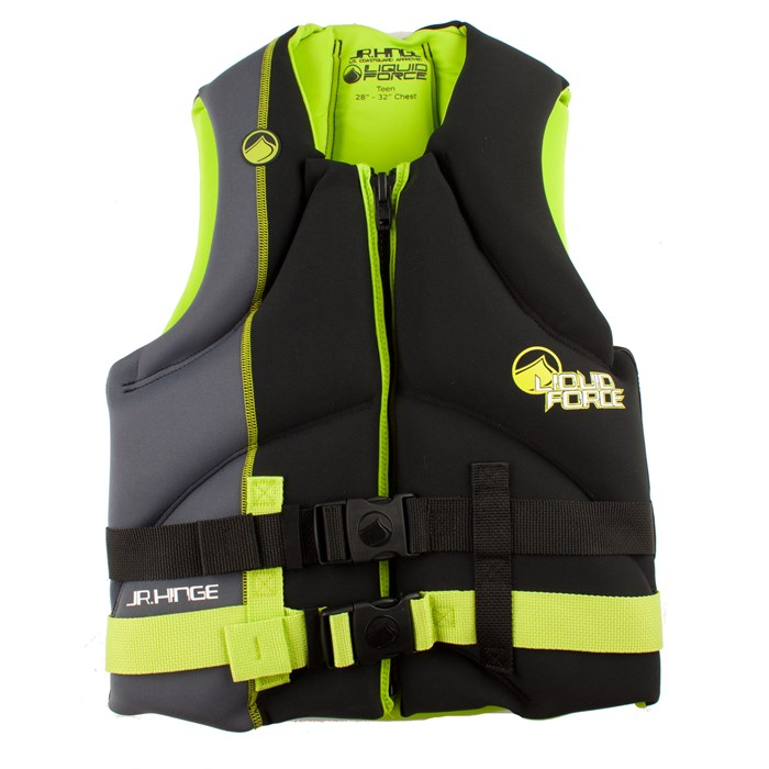 Liquid Force - Jr. Hinge CGA Wakeboard Vest - Youth 2012