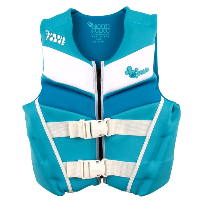 Liquid Force - Star CGA Youth - Life Vest - Girl's 2014