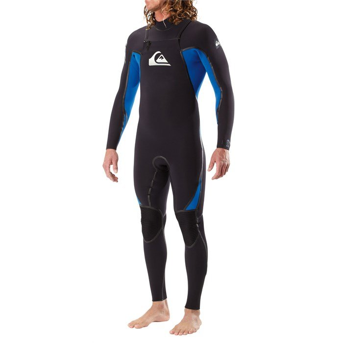 Quiksilver - Ignite 4/3 Chest Zip Wetsuit