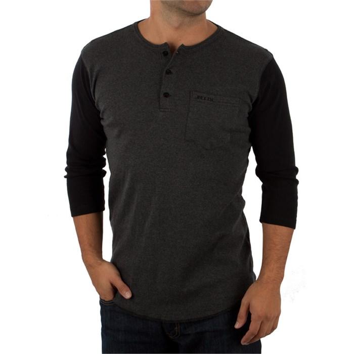 Brixton - Detroit Henley Shirt
