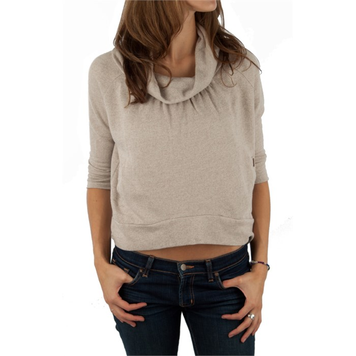 Billabong - Free At Last Sweatshirt - Women's