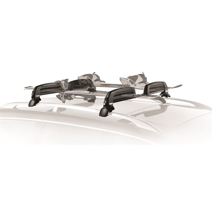 Thule - SnowCat Snow Rack w/ Locks