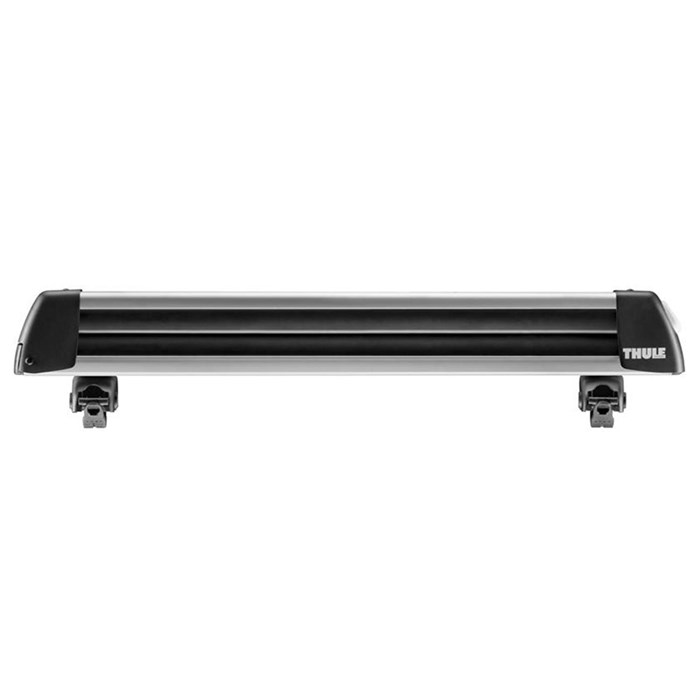 Thule - Universal Flat Top 4 Snow Rack w/ Locks