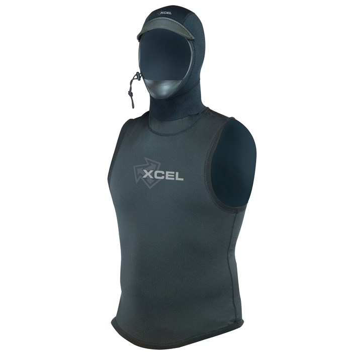 XCEL - PolyPro Hooded Wetsuit Vest
