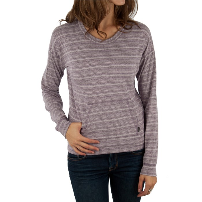 Vans - Treaty Sweatshirt - Women's