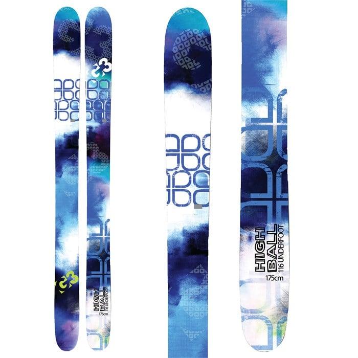 G3 - Highball Skis 2012